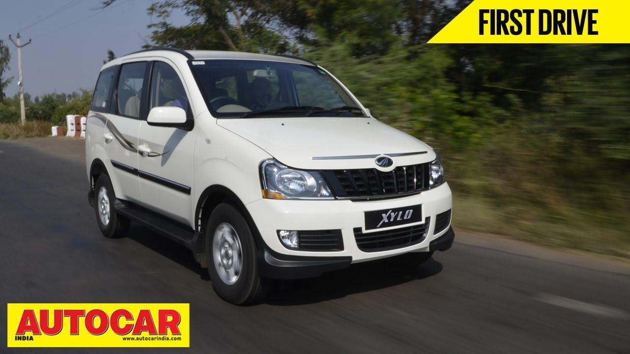 2014 Mahindra Xylo First Drive Autocar India Youtube