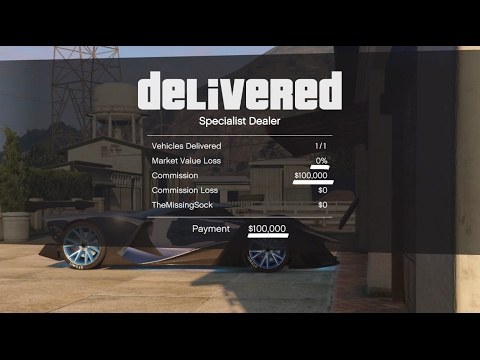 Ep117 How To Sell Cars With No Damage! CEO Imp/Exp - Let's Play GTA 5 Online PC 1080p HD