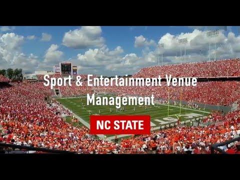 Sport & Entertainment Venue Management at NC State University
