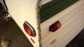 Millard Caravan J-Rail Re-seal