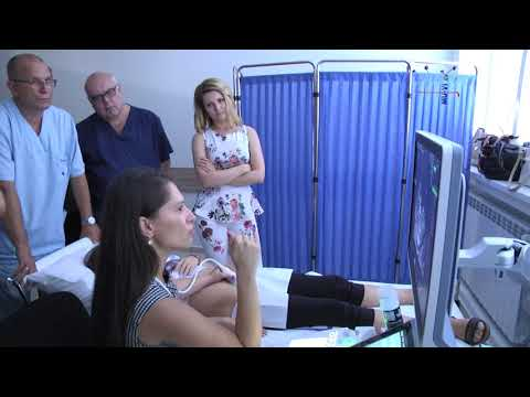Ultrasound Diagnostic Course at the Оbstetrics & Gynecology hospital of Varna