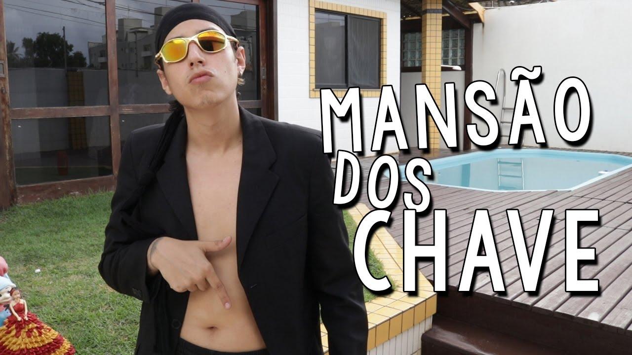 A MANSÃO DOS CHAVE