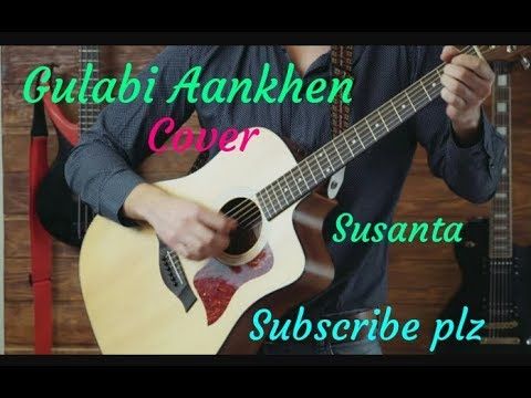 gulabi-aankhen-|mahomad-rafi-|old-virson-|cover-by-susanta-|2