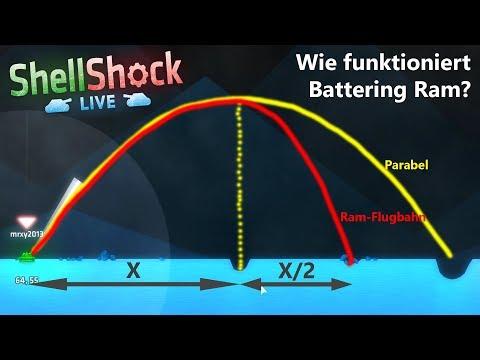 WIE FUNKTIONIERT BATTERING RAM? | ShellShock Live #419 | [HD+]