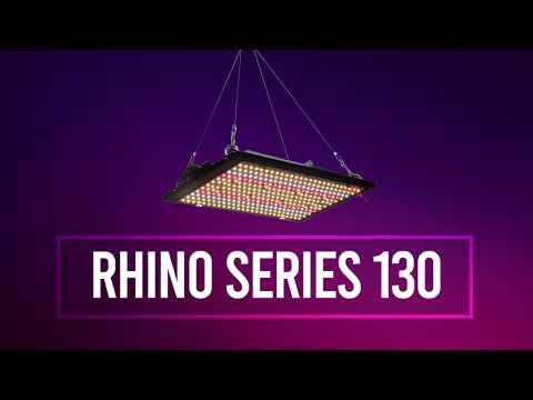 Rhino Series 130 - High Performance LED grow light - 60cm x 60cm
