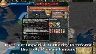 Europa Universalis III: Heir to the Throne Trailer