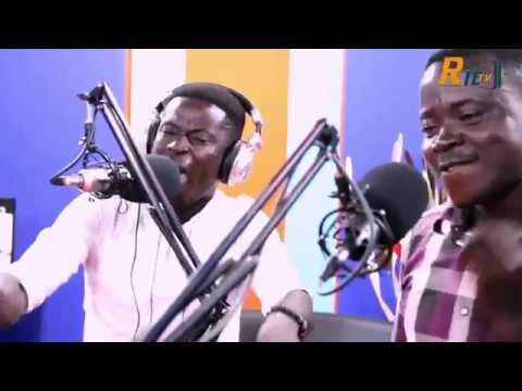 Legend McAbraham's Sons..Wofaasie & Isaac Boakye Worships together @ Sweet 106.1 FM Live Worship