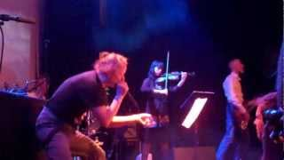 Current 93 - Lucifer over London & SixSixSix (Live at Babel, Malmö, April 7 2012)