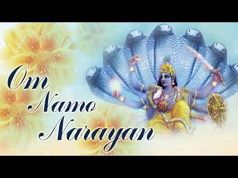 Om Namo Narayanaya Mantra Jaap    Lord Vishnu's Prayar Mantra - Sanjay Vidyarthi #Ambey Bhakti