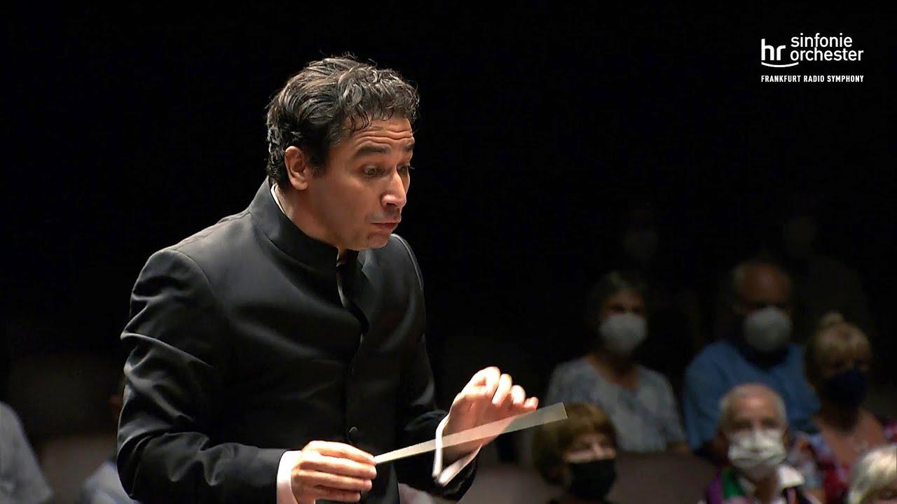 Mendelssohn: Ouvertüre für Harmoniemusik ∙ hr-Sinfonieorchester ∙ Andrés Orozco-Estrada