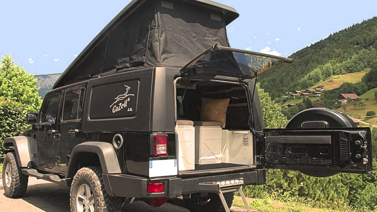 jeep camper youtube. Black Bedroom Furniture Sets. Home Design Ideas
