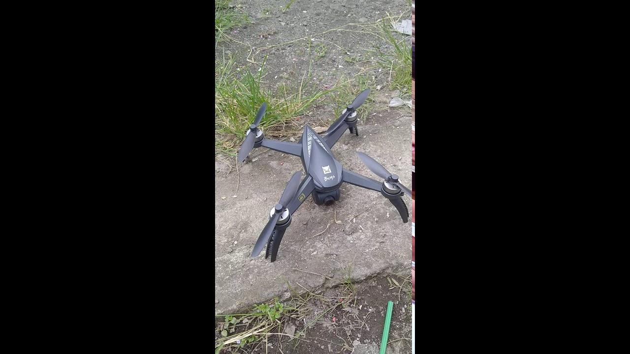 Itu drone AQ. Mjx bugs 5w 4k фото