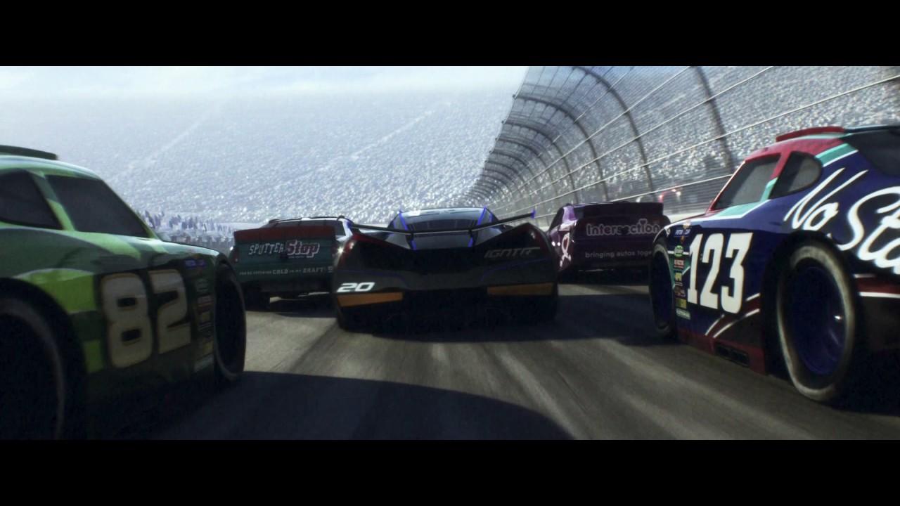 d1374031d CARS 3 - Primer Adelanto. Disney Studios LA