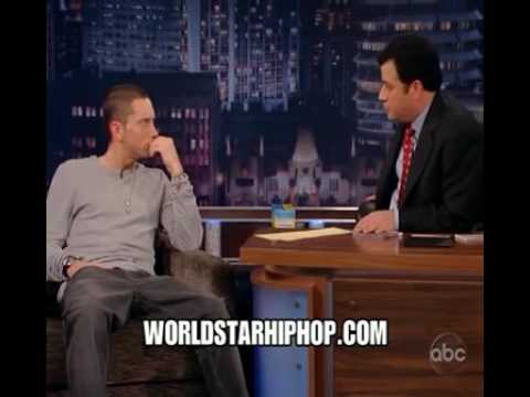 Eminem talks on Elton John