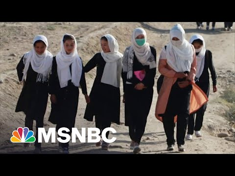 'It's Back To The Middle Ages': Worries Grow For Afghan Women
