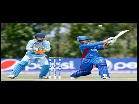 A Tease: Afghanistan India Cricket