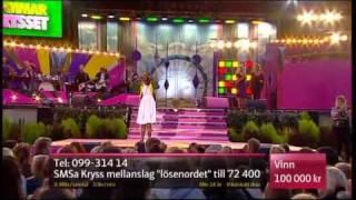 Jaqee   KoKoo Girl Live Sommarkrysset 2009