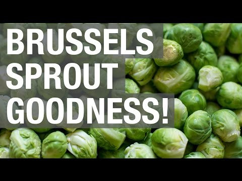 Brussels Sprout Goodness!