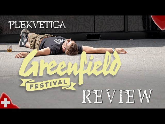 [On Tour] Greenfield Festival 2019 - Impressionen / Aftermovie