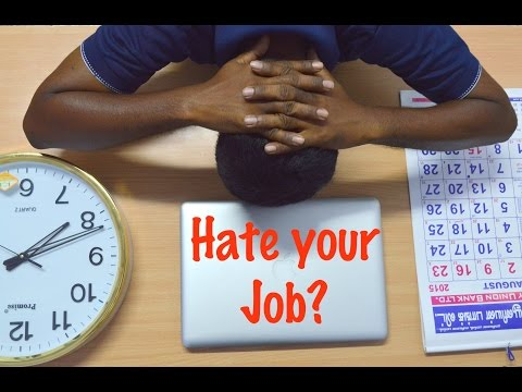 How to Cope in a Negative Work Environment