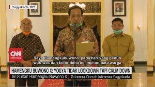 Maklumat Terbaru Sultan Yogya Terkait Corona