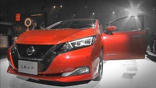 Nissan LEAF 2018 WALKAROUND