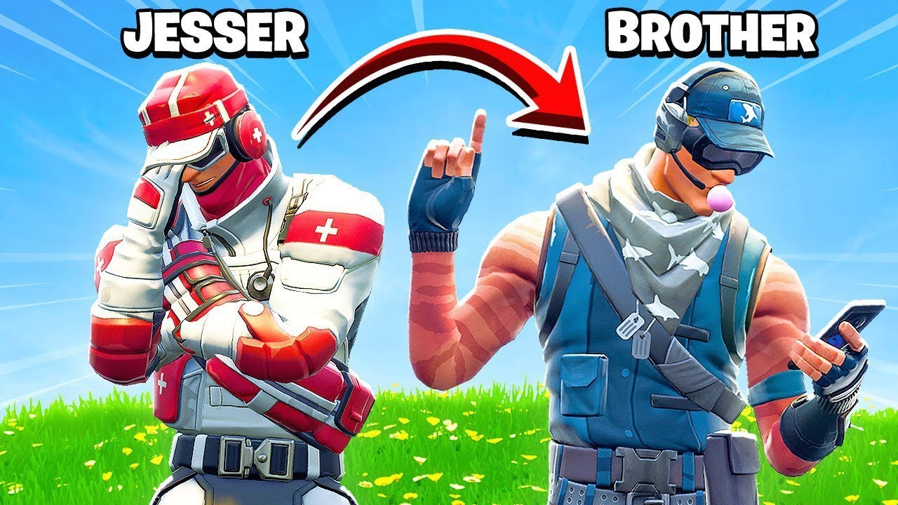 Download So I played Fortnite Duos With My Brother!