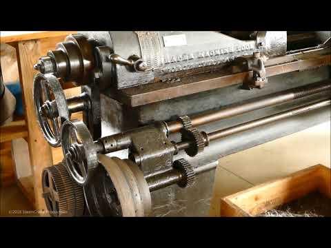15 HP Klein Engine & Lineshaft Machine Shop at Saegertown - 2017