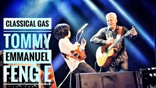 Classical gas/ Masson Williams, Tommy Emmanuel and Feng E