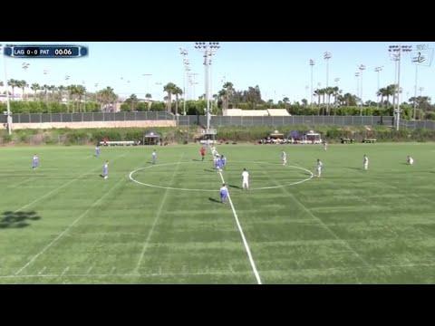'01/'02: Pateadores Academy vs LA Galaxy Academy