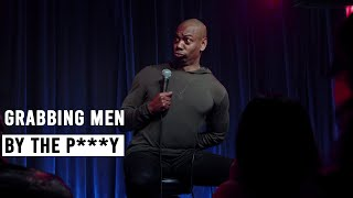 Dave Chappelle on Kevin Spaceys Allegations