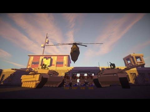 Minecraft เซิฟ Reallife SS4 #1 : ตำรวจพาหาเงิน,โดนโจรดักยิง,ทัวร์แมพใหม่,วิธีหาเงิน [MOD] - Rivth28