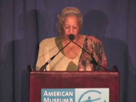 Toni Morrison Discusses Freedom of Expression and the Writer's Role