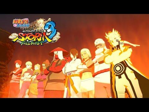 Namatin Naruto Shippuden Ultimate Ninja Storm 3 !!! #4 (END)