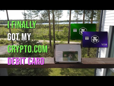 I Got My Crypto.com Debit Card And Used It Abroad With FX Rate (First Experiences)