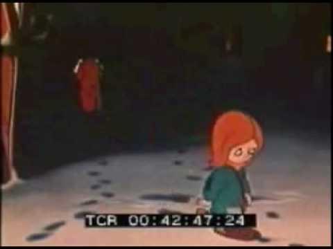 La piccola fiammiferaia cartone animato youtube for Cartone animato trilli
