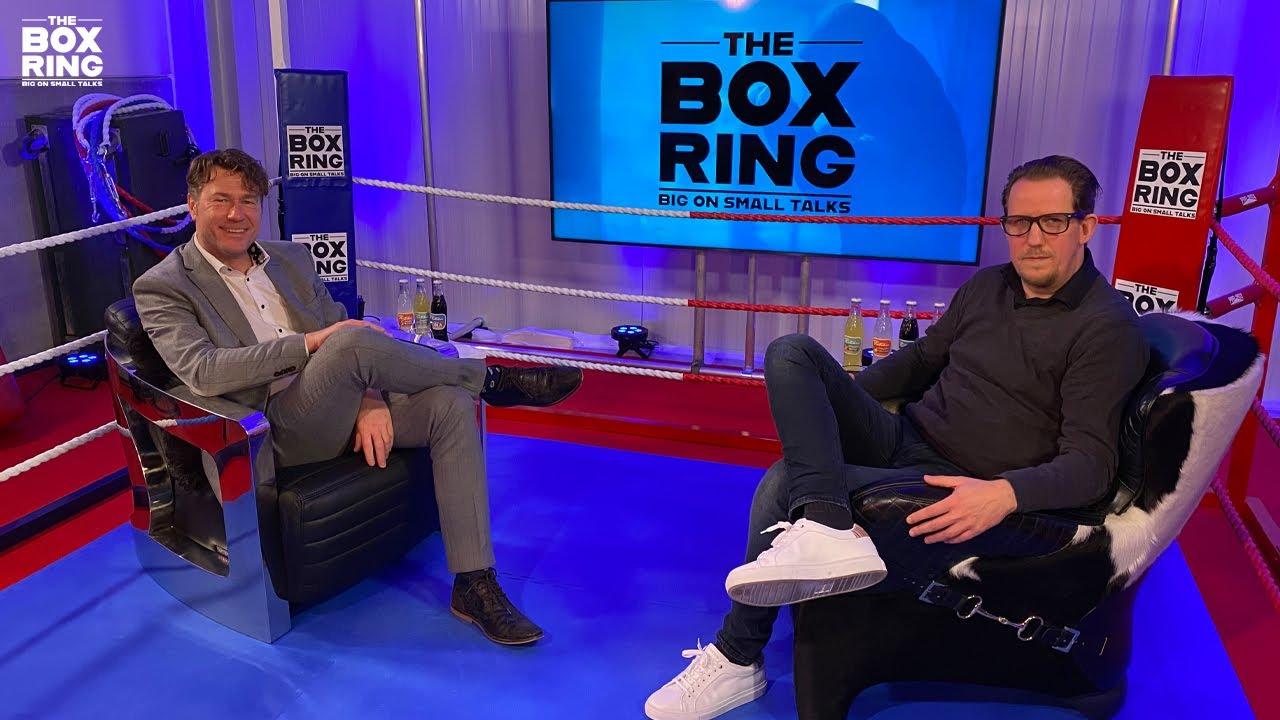 The Boxring met Bart Buysse