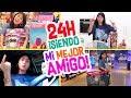 ⏰ 24 HORAS siendo MIGUEL FANTÁSTICO - Vloggeras Fa