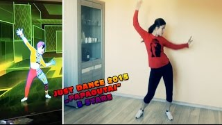 Just Dance 2015 - Papaoutai - African Dance - Xbox360