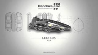 Светодиодные светильники Pandora LED(, 2015-10-26T08:36:37.000Z)