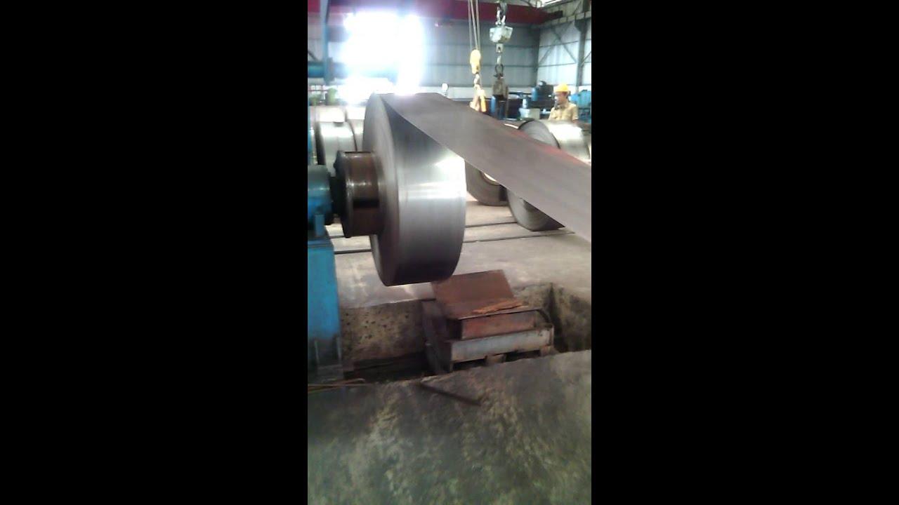 pabrik baja ringan terbesar di indonesia mesin slitting youtube