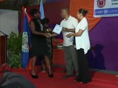 Woman In Politics, An Innitiative by WIN-Belize