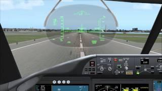 X-Plane Takeoff HD! - Boeing 787 Dreamliner