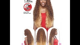 Vanessa Express Super C Side Lace Part Wig - Super C Zian