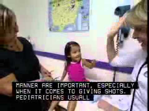 pediatrician job description youtube