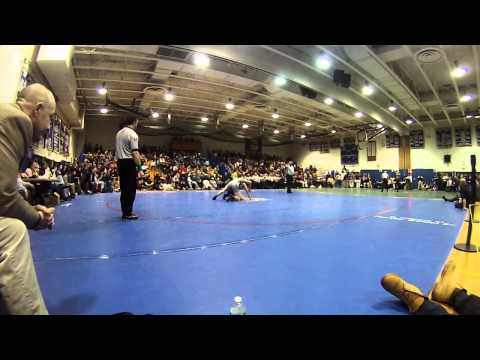 2013 section 2.  152 lb finals