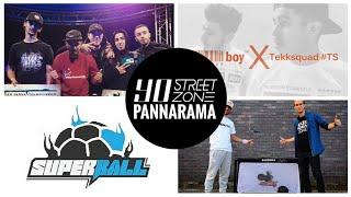 Superball | Panna Streetz Championship | Tekksquad | STREET FOOTBALL NEWS - PANNARAMA #3