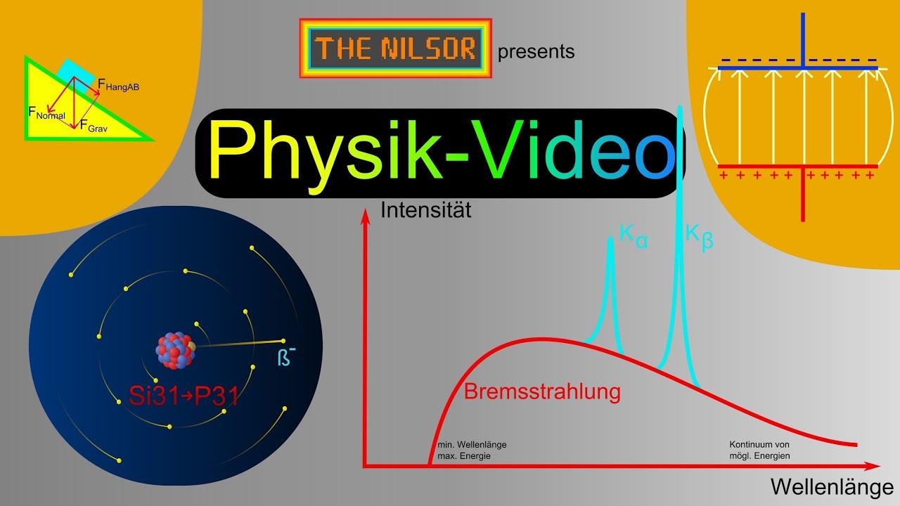TheNilsor] - Physik - Massendefekt und Bindungsenergie - YouTube