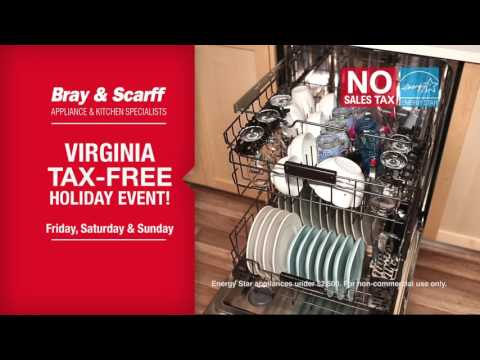 Bray & Scarff: VA Energy Star Tax Free Holiday
