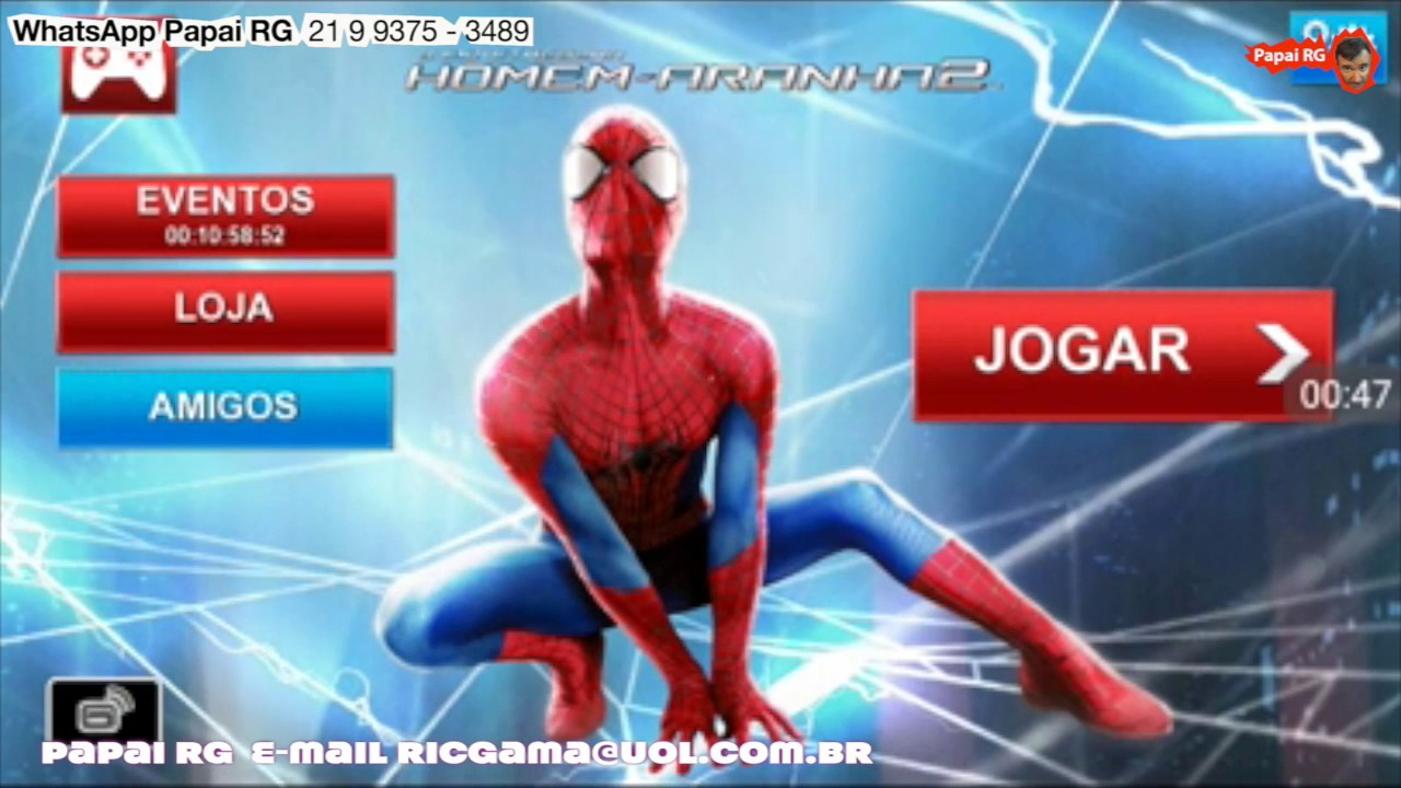 Tips on The Amazing Spider Man 1.01 Загрузить …